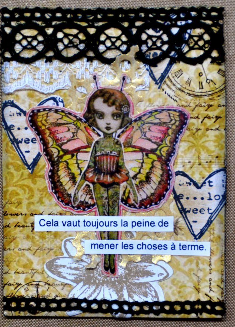 ATC Nouveau Papillon