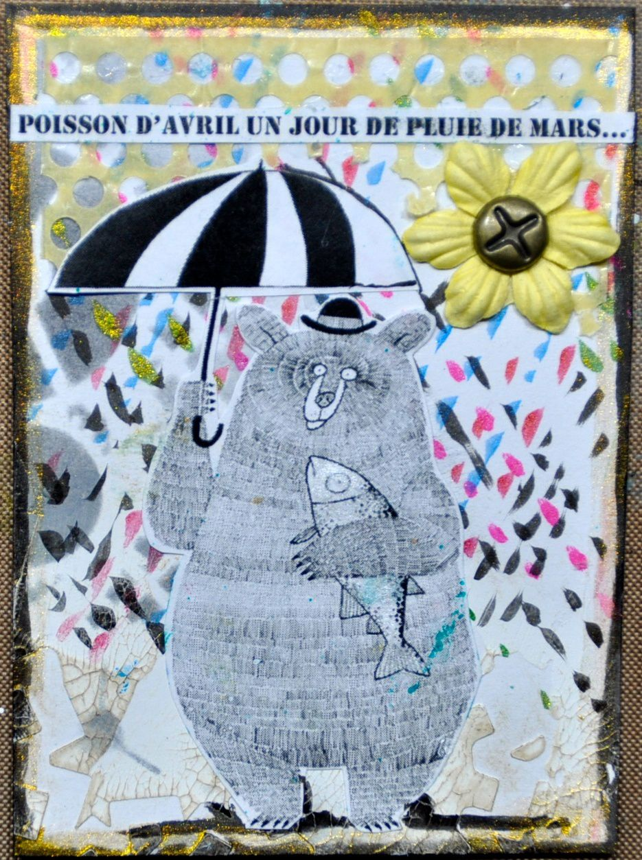 ATC: Poisson d'avril