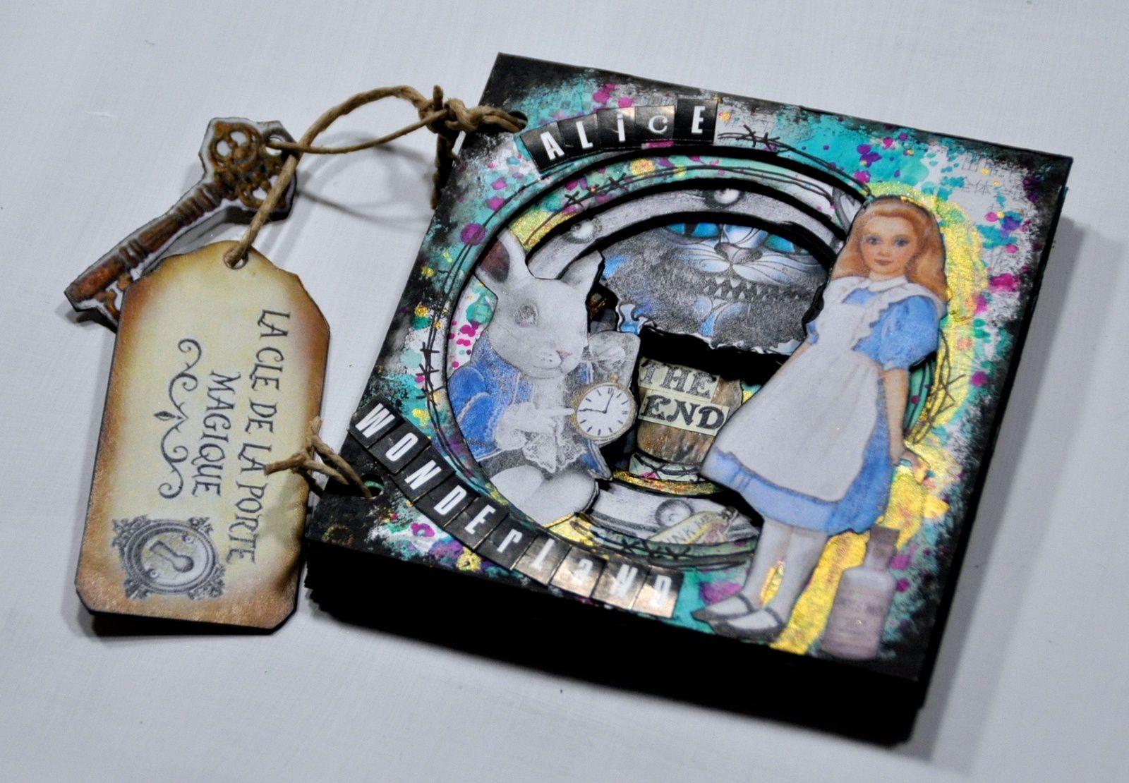 Livre d'histoire: Alice