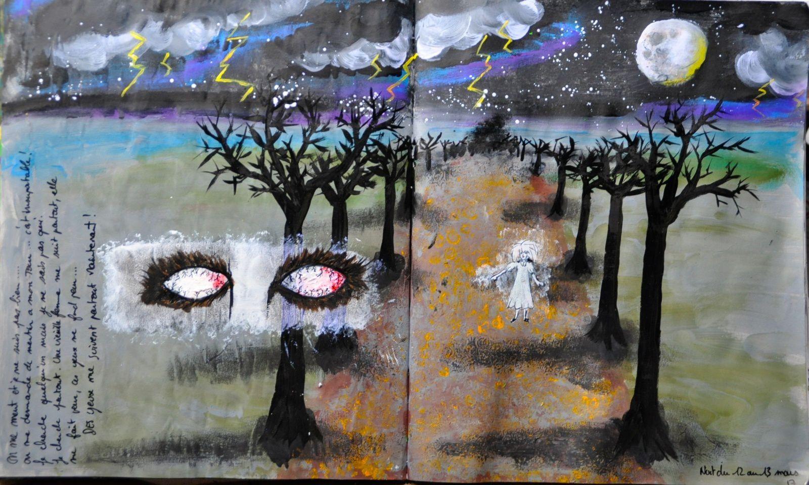 Rêves et Cauchemars #7