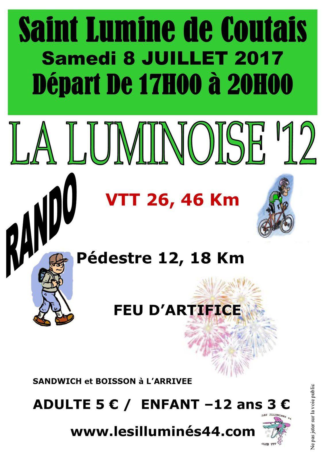 LUMINOISE 12
