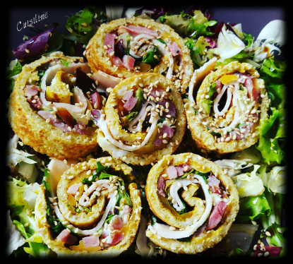 Wrap poulet Light