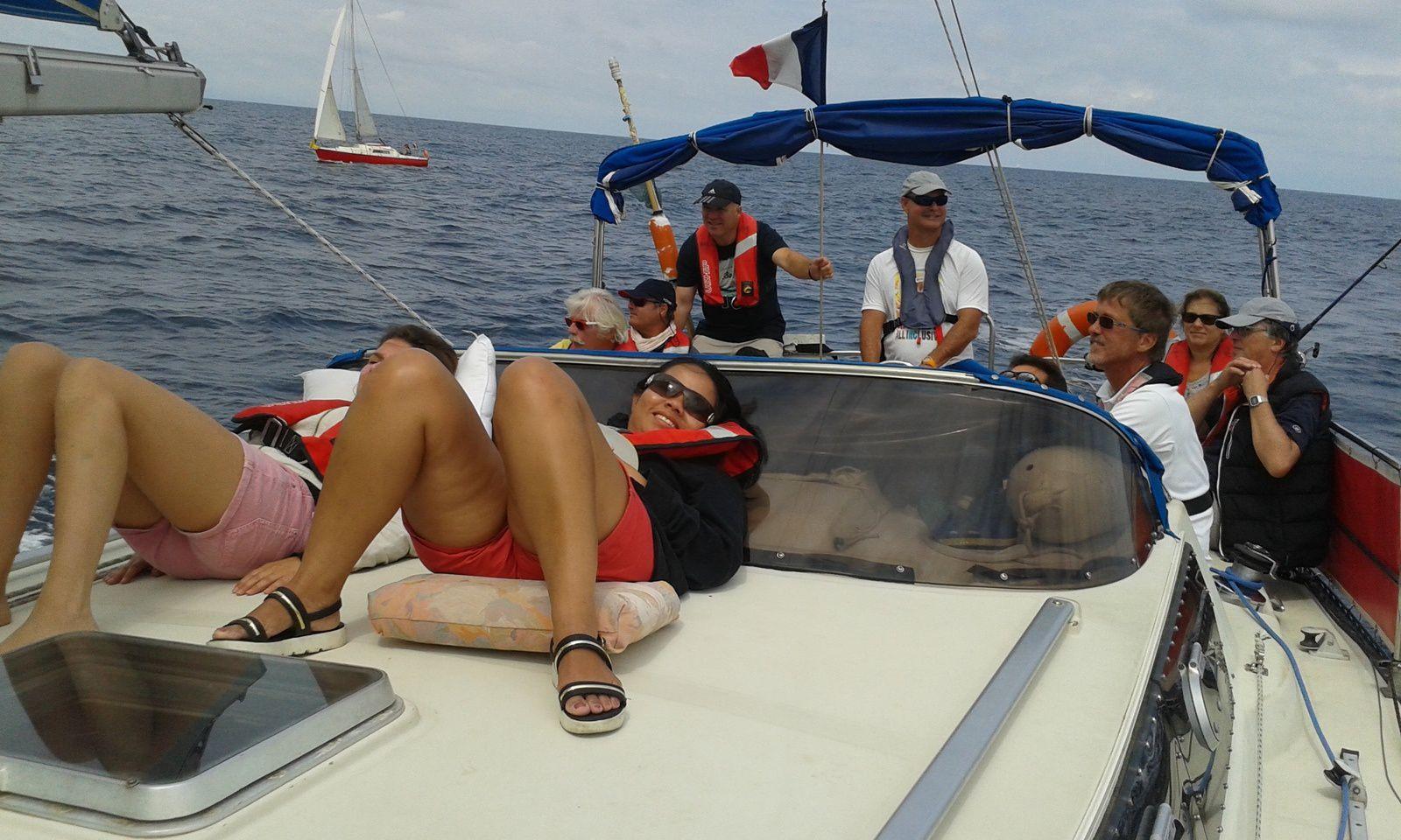 La sortie à Pasaia de San Juan
