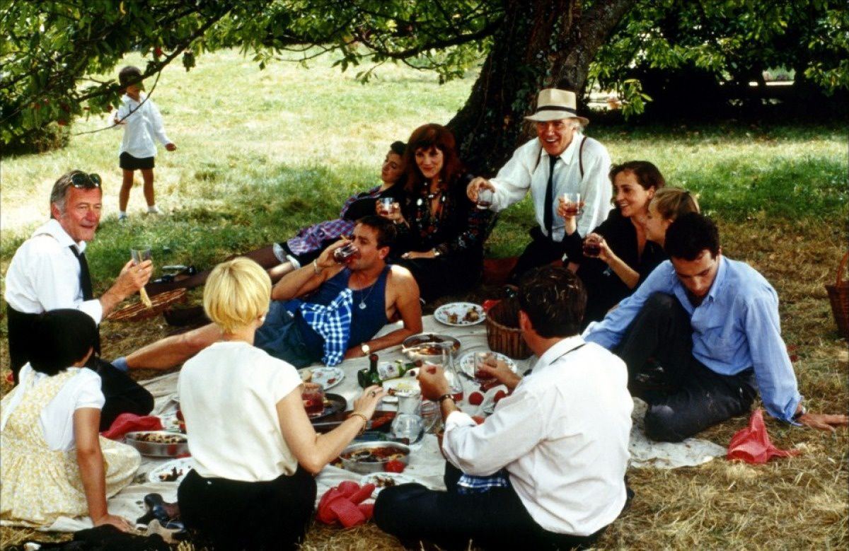 Milou en mai (1989) Louis Malle