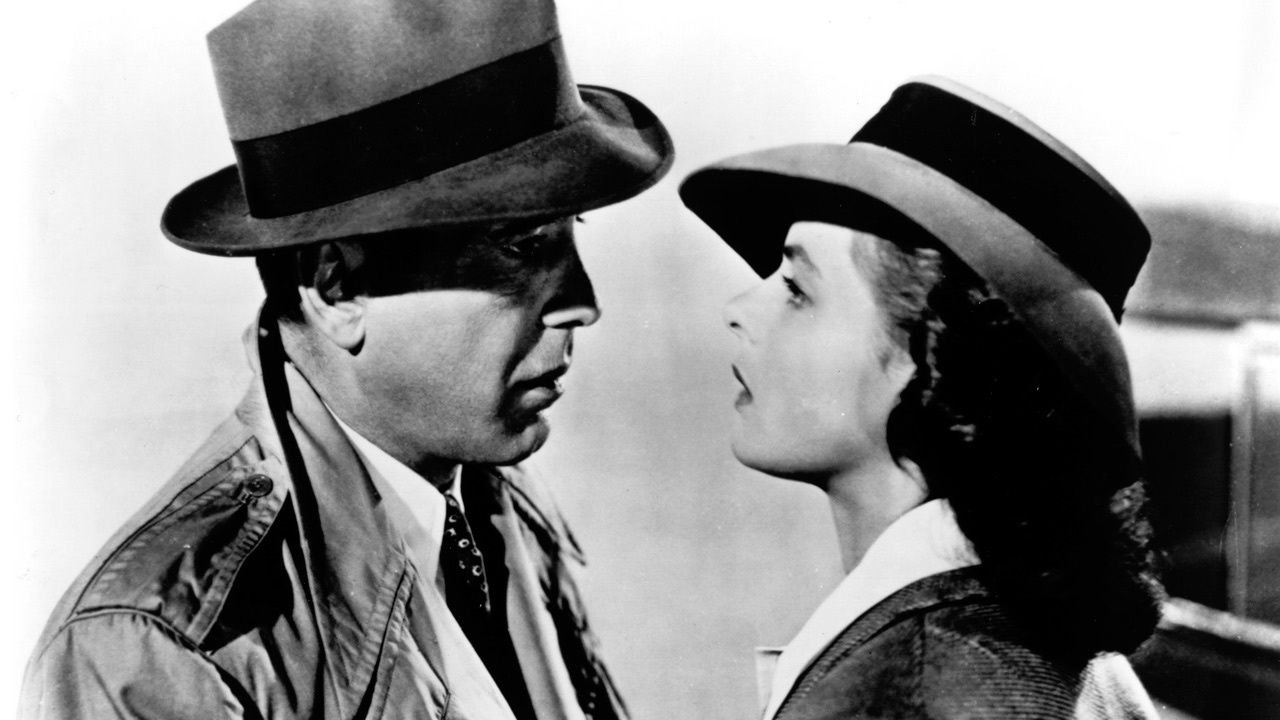 Casablanca (1942) Michael Curtiz