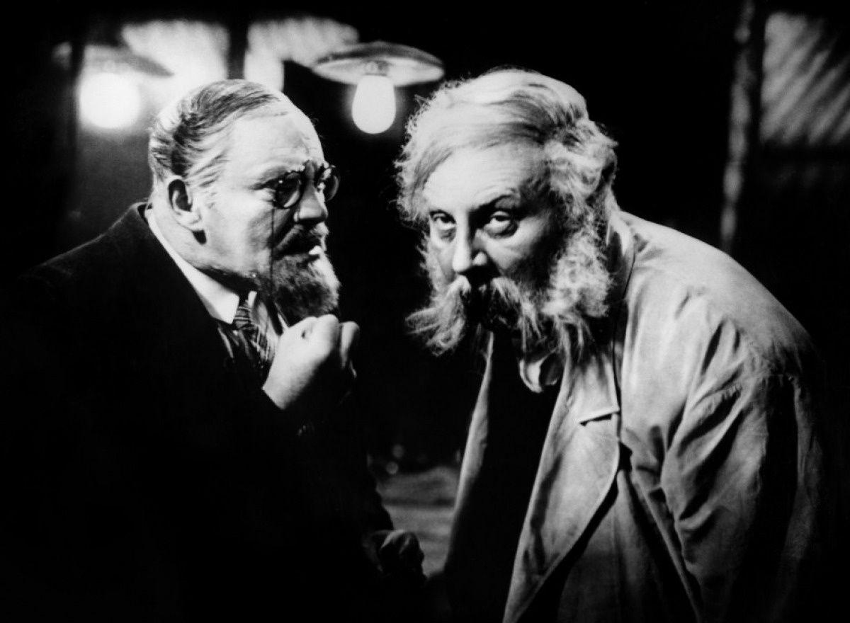 Le dernier des hommes (1924) Friedrich-Wilhelm Murnau