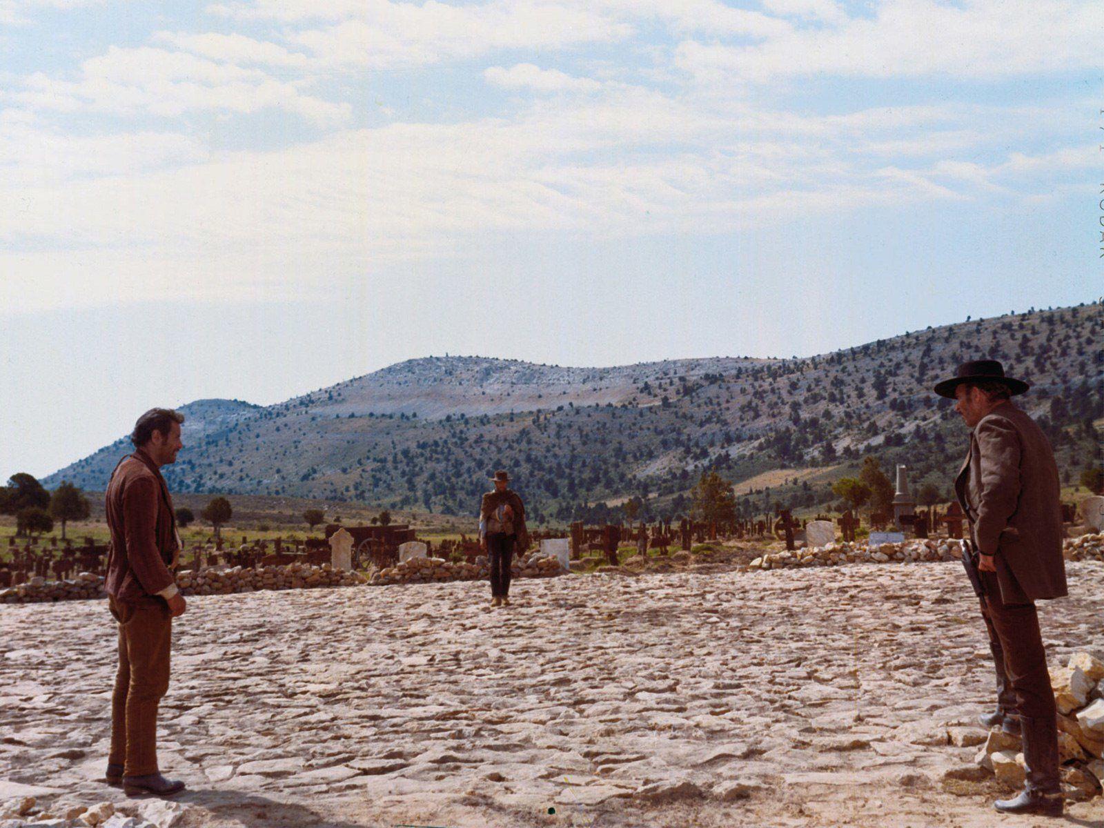 Le bon, la brute et le truand (1966) Sergio Leone