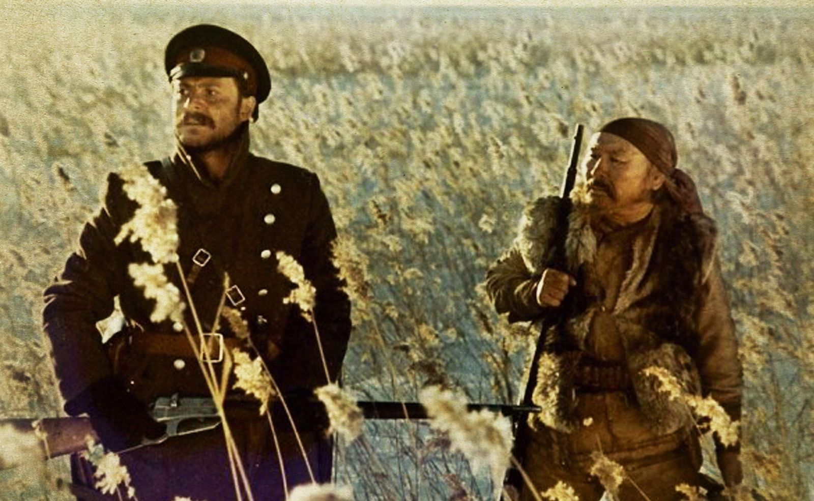 Dersou Ouzala (1975) Akira Kurosawa