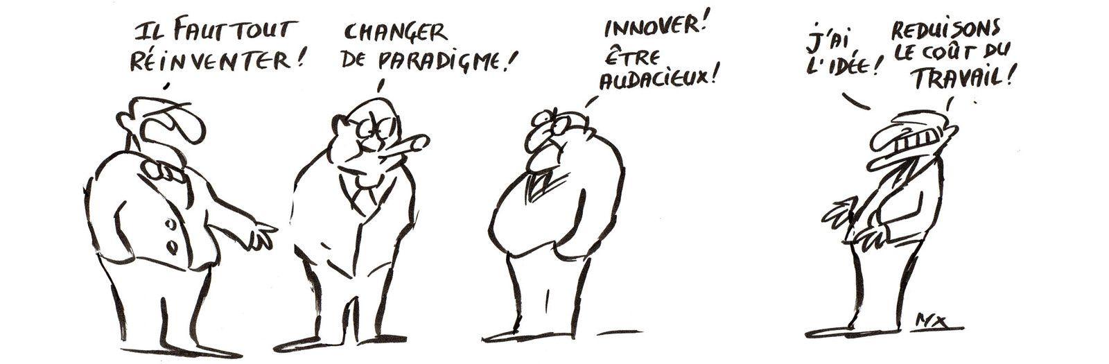 Macron, Fillon, Hamon, Mélenchon et les autres...