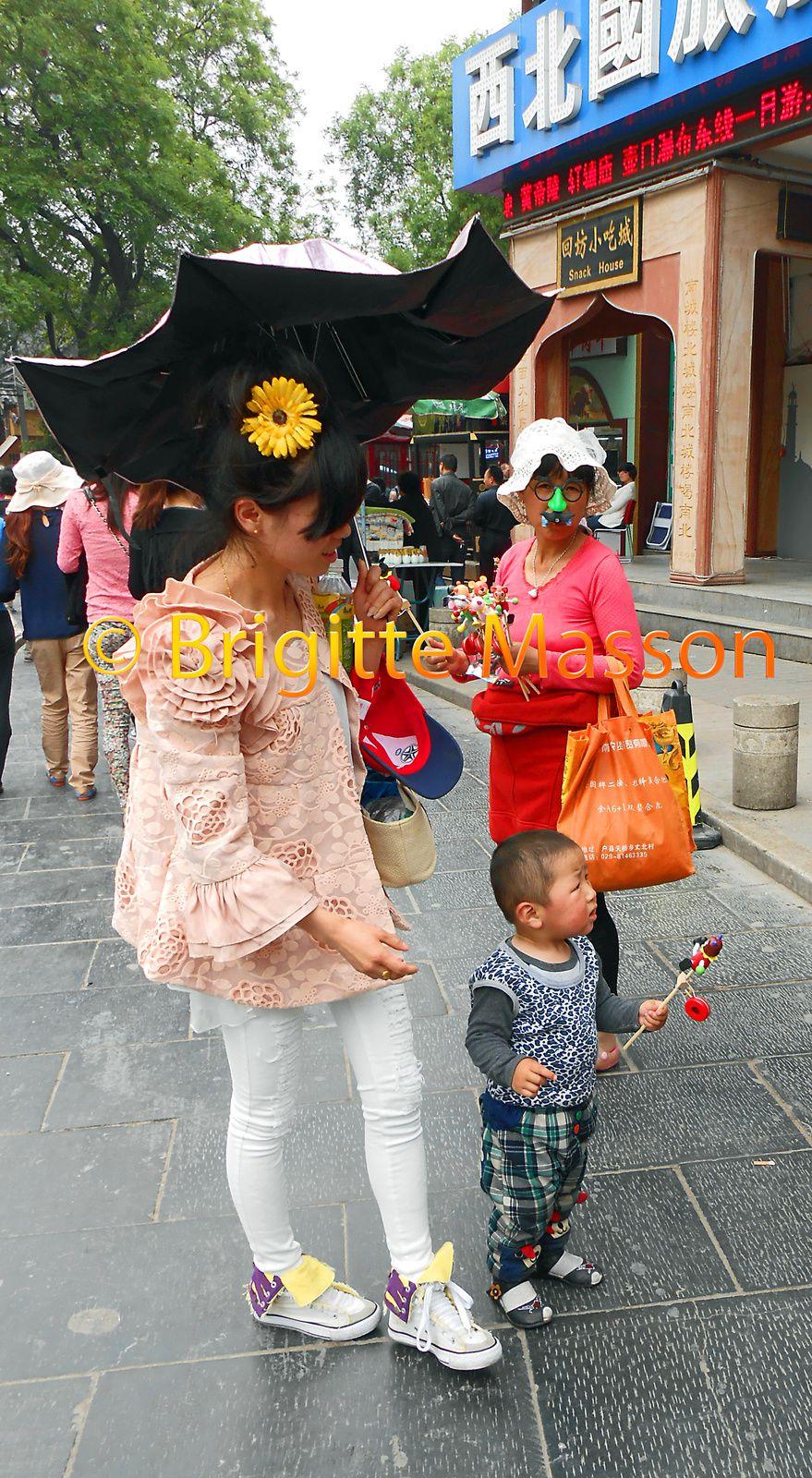 Quelques femmes en Chine