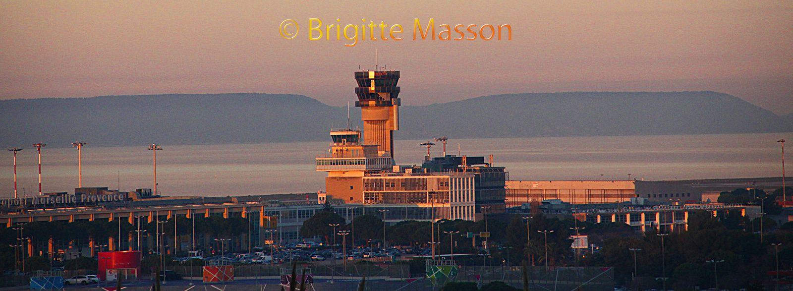L'aéroport de Marignane