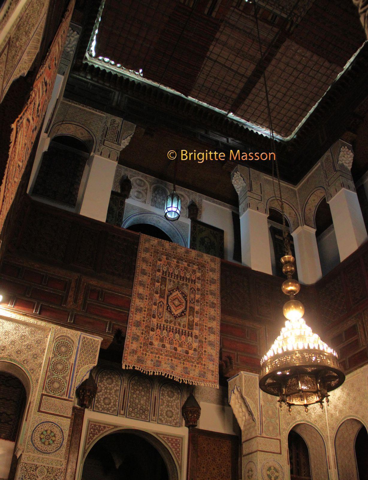 Magasins au Maroc