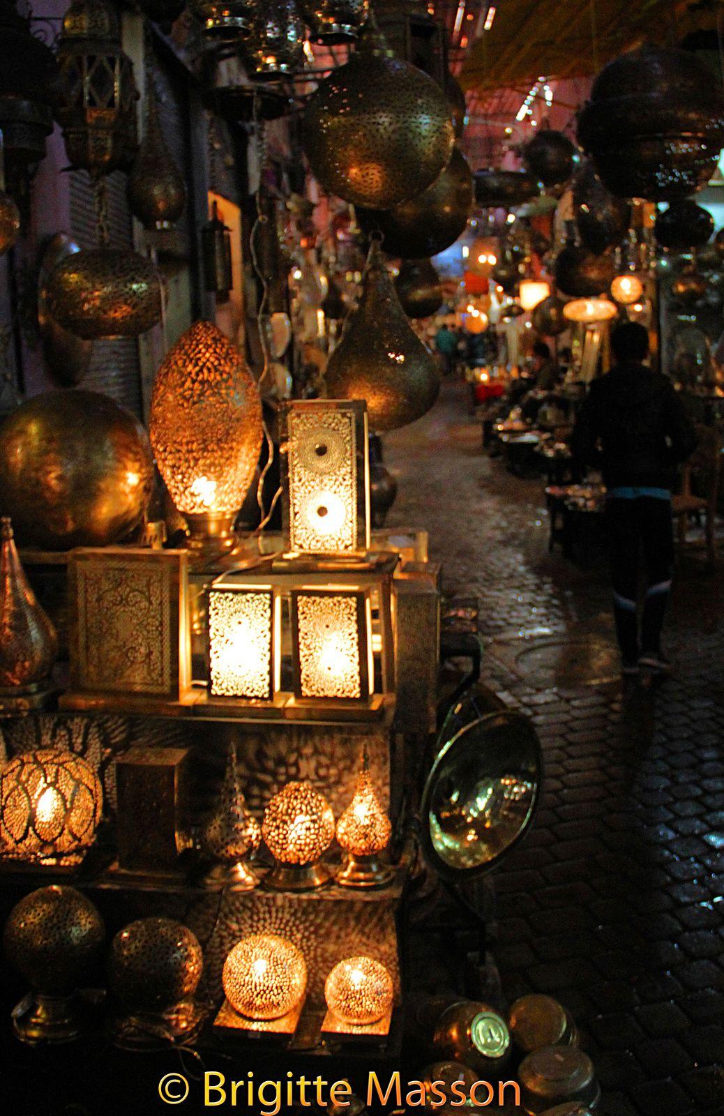 Lumières du Maroc