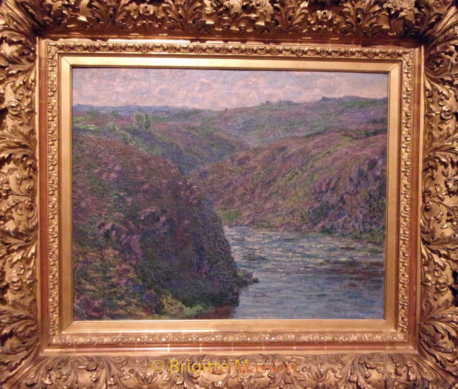 Peinture - Claude Monet - Etretat