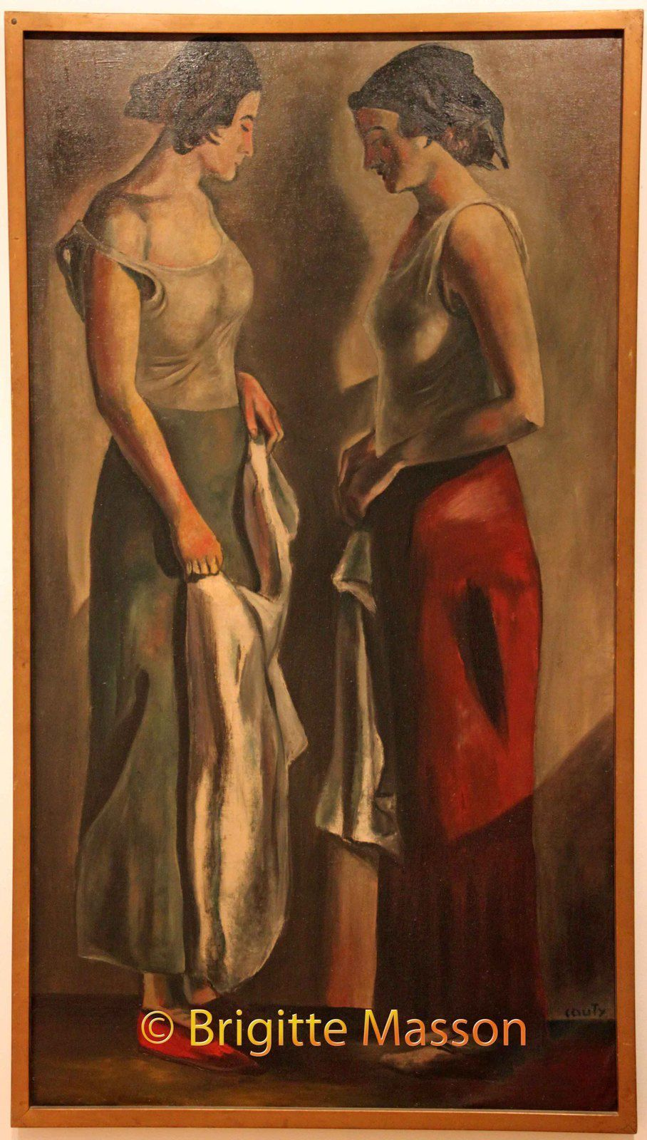 Peinture - Jean Couty