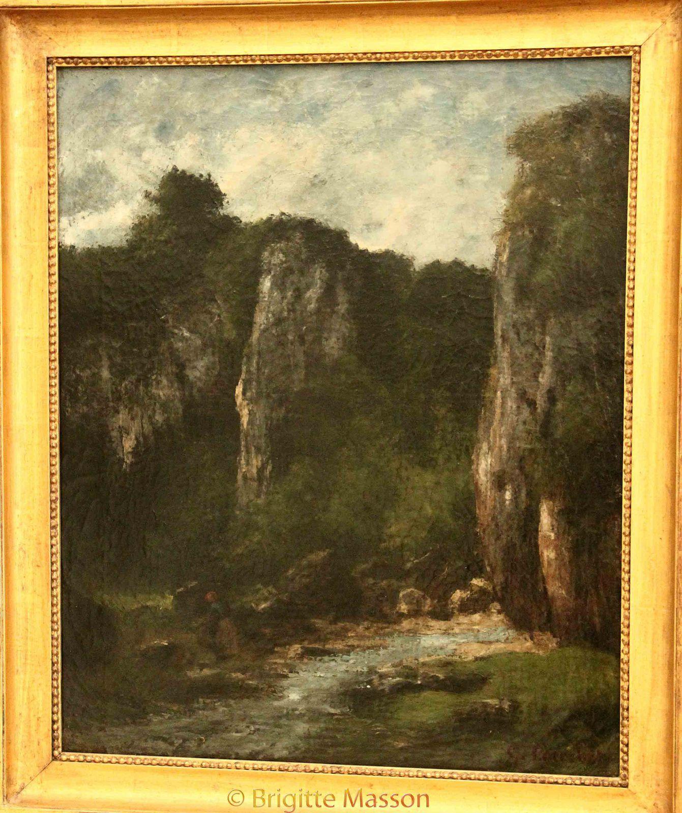 Peinture - Gustave Courbet