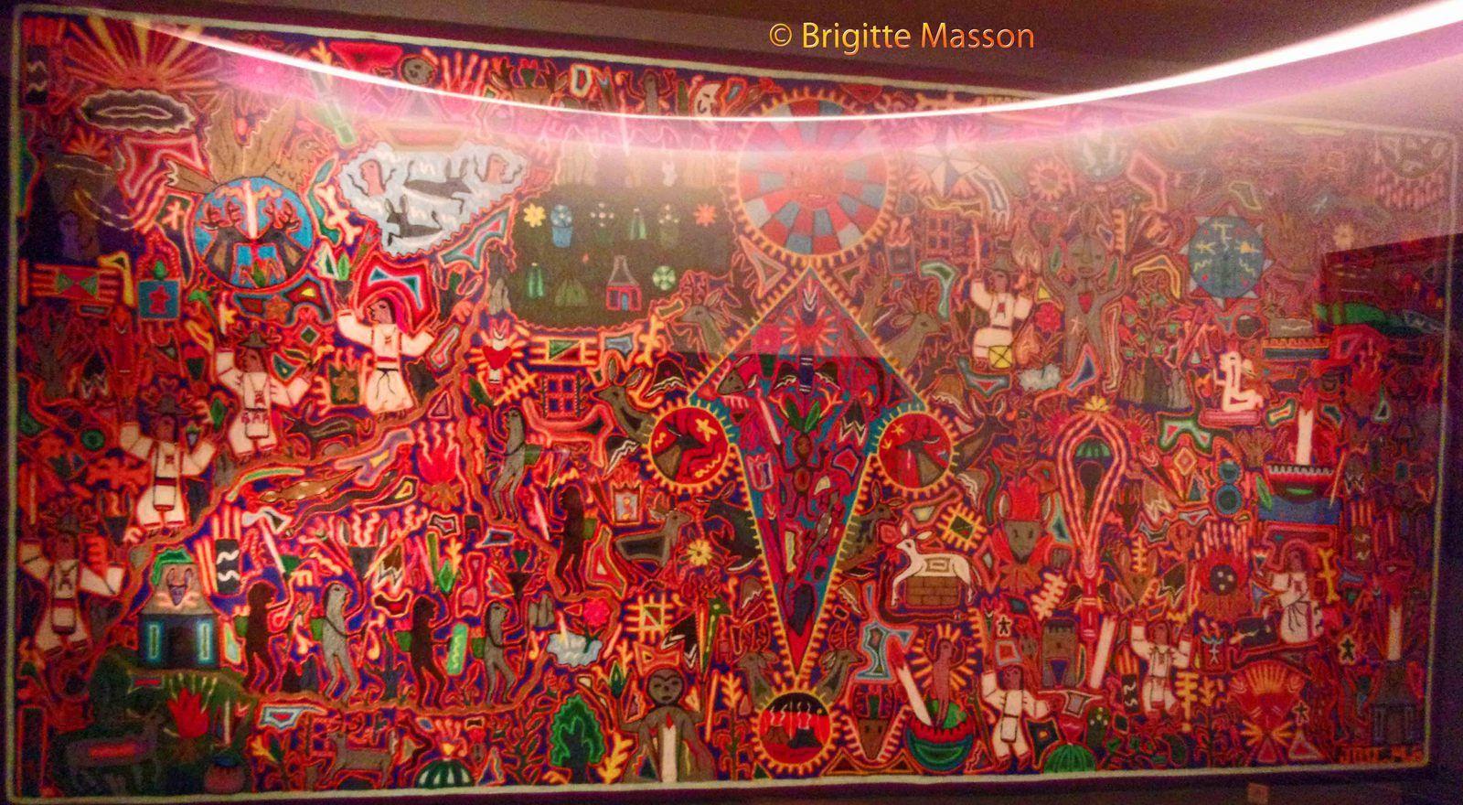 La collection d'objets mexicains de François Reichenbach