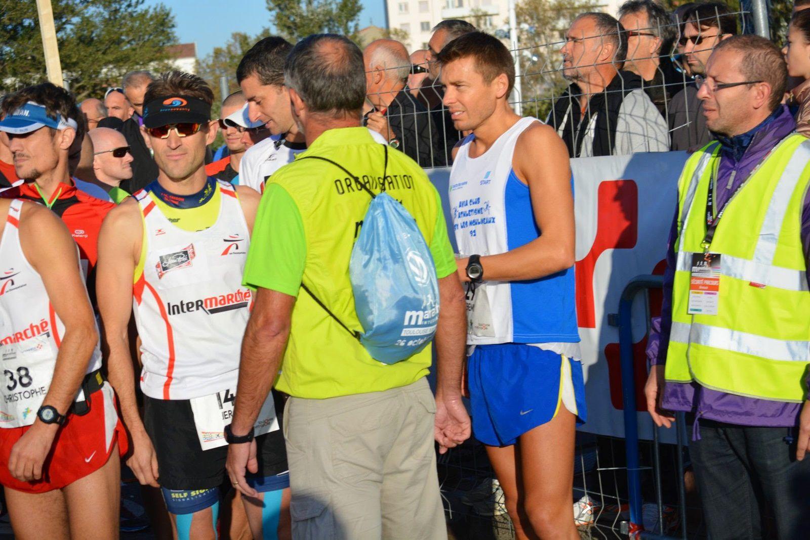 Marathon de Toulouse 2014