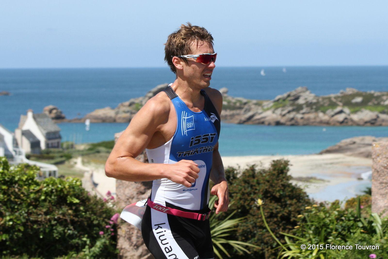 Triathlon de la cote de granit rose 2015