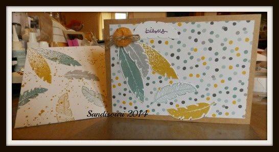 Carte + son enveloppe