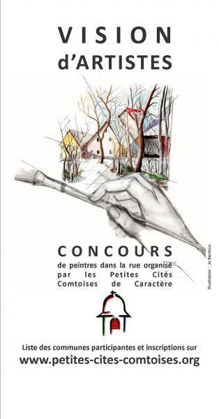 Concours de peinture et dessin (Franche Comté)