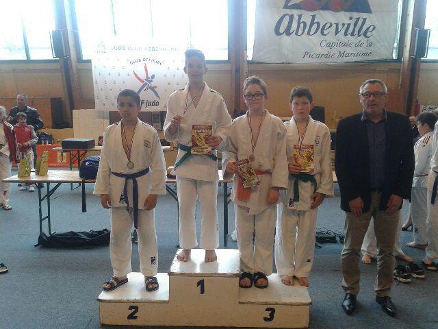 Championnat de Picardie benjamin(e)s à ABBEVILLE le 31/05/15