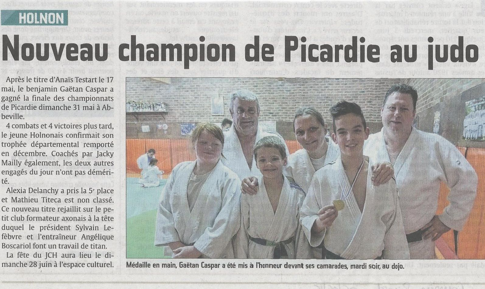 Courrier Picard 06/2015