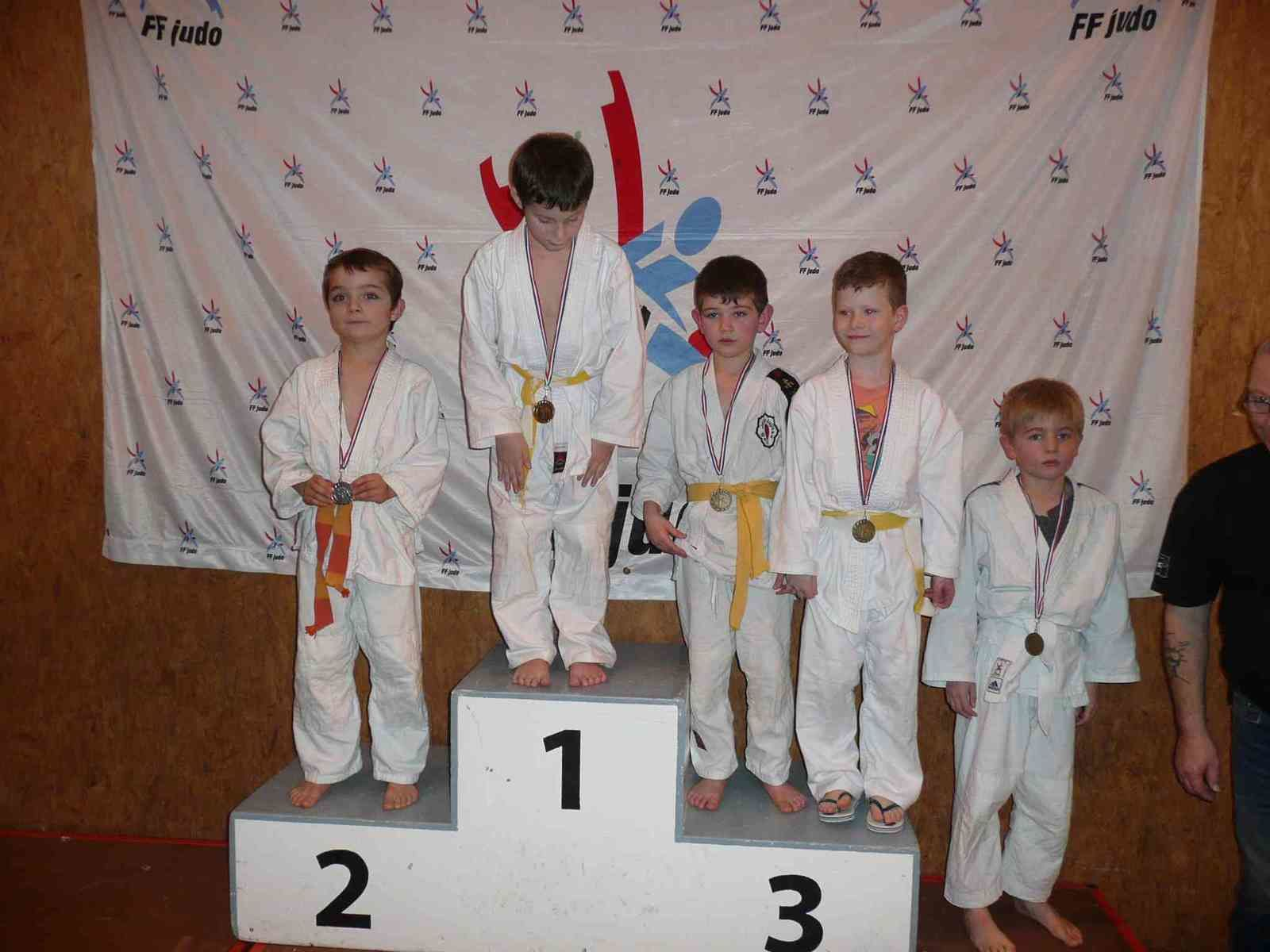 Interclubs du Judo Club de VILLERS-COTTERETS le 29/11/15