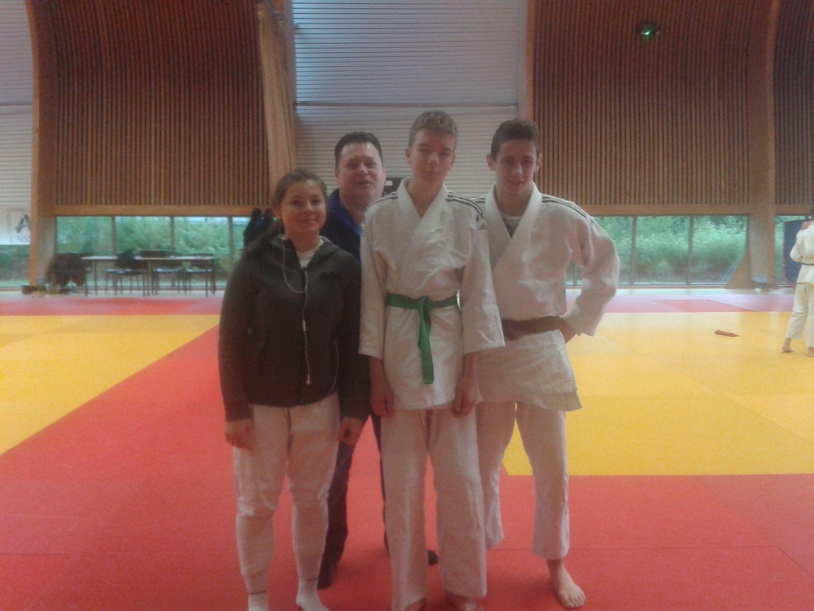Championnat de l'Aisne Cadet(te)s à TERGNIER le 17/01/16