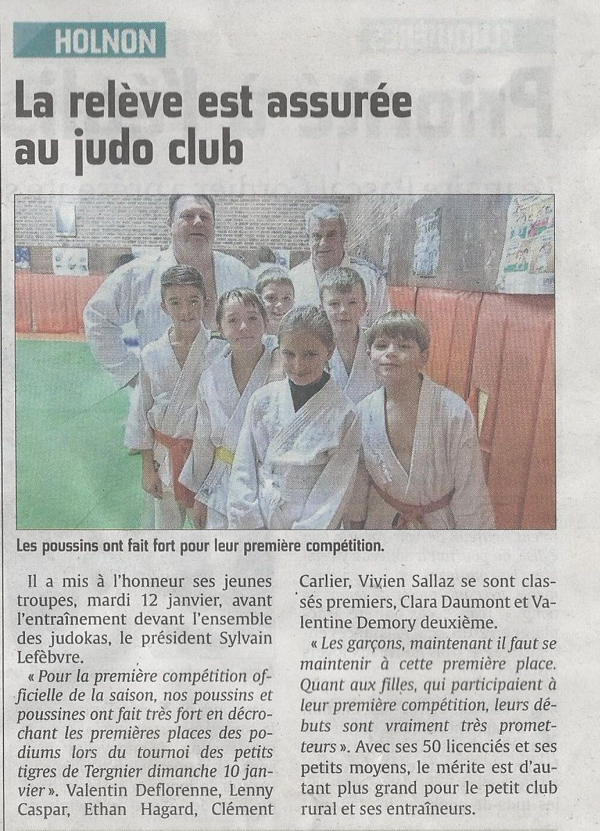 Courrier Picard 17/01/16