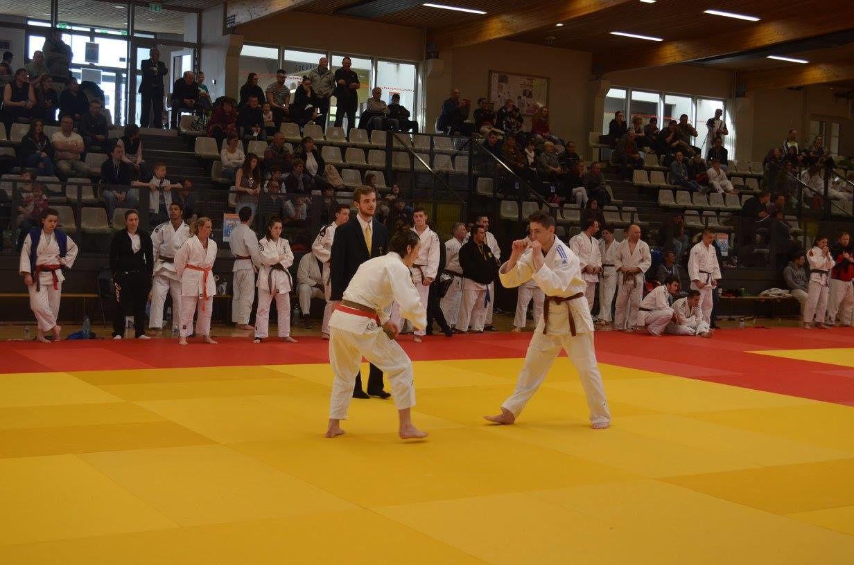 Coupe départementale KYUS Cadets à TERGNIER le 24/04/16