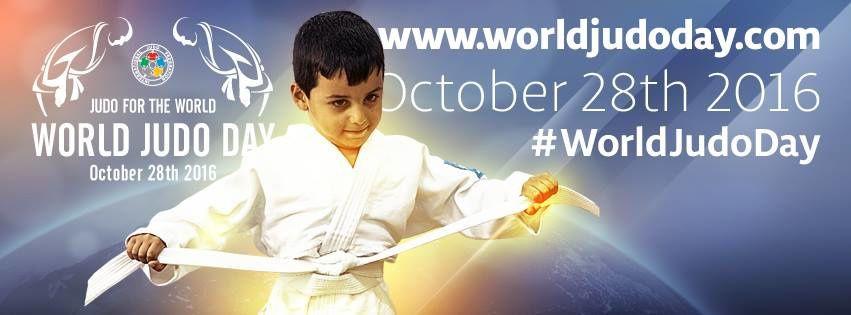 Journée mondiale du Judo
