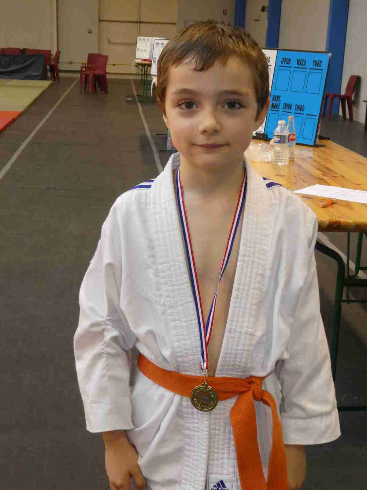 Tournoi amical du Judo Club de BERTRY le 25/03/17