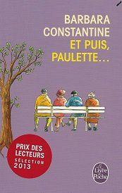 Et puis, Paulette... de Barbara CONSTANTINE