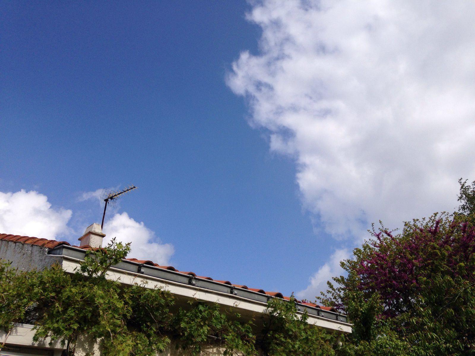 Mon ciel du jour