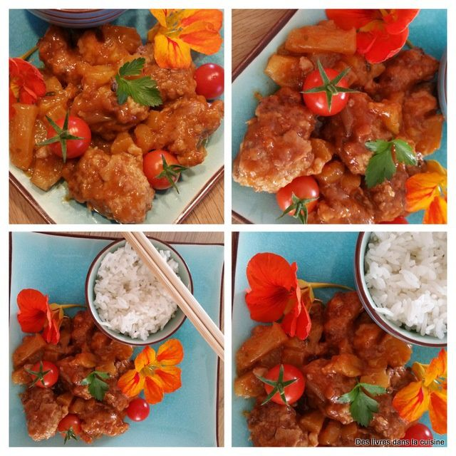 Sauté de porc à l'aigre-doux, un classique de la cuisine asiatique