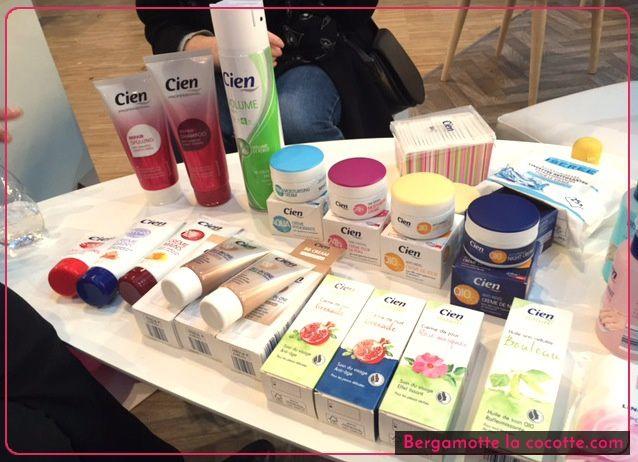 Découverte et test des produits #Cien !!