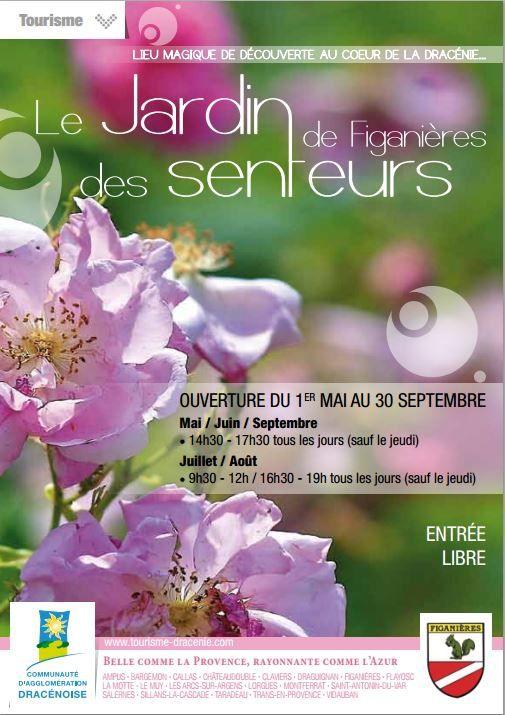 Le Jardin de Figanières...