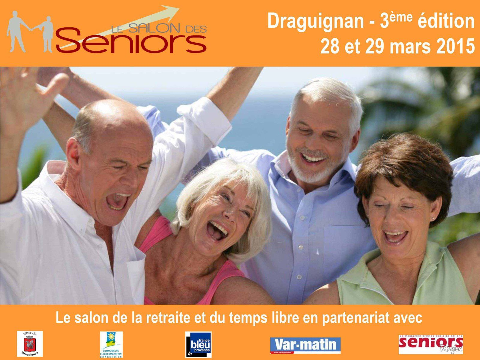 Salon des seniors draguignan 3 me dition le blog de for Salon seniors