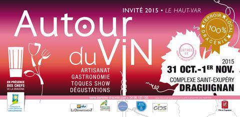 Autour du Vin, édition 2015 !