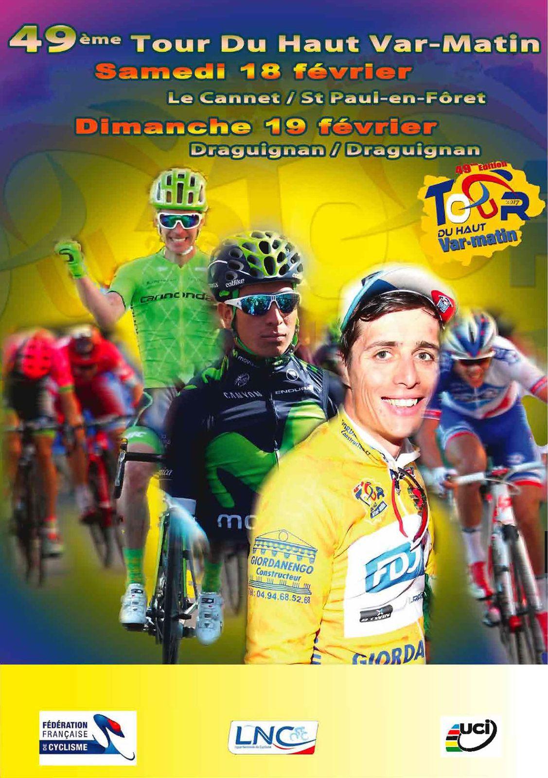 Tour cycliste du Haut Var