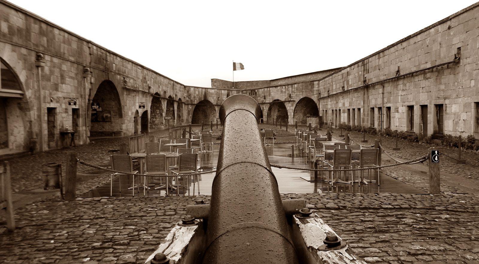 Citadelle de Dinant.