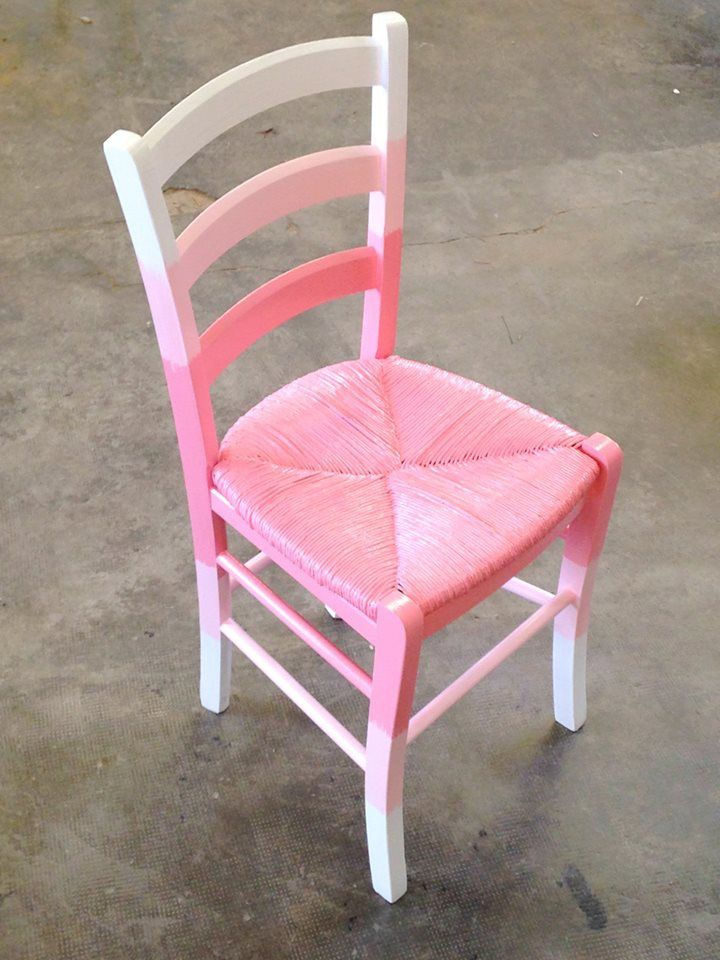 Chaise Flamingo (Breast Cancer Awareness) vendue