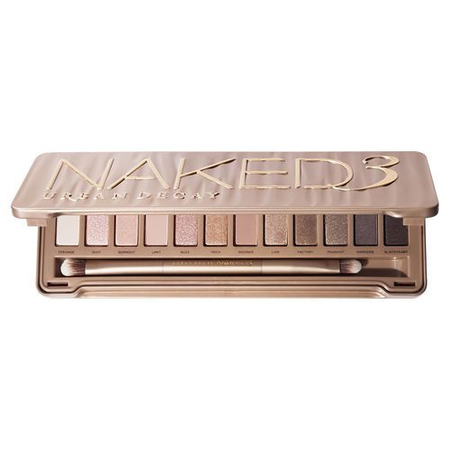 La Naked 3 d'Urban Decay, vendue 47,90 euros.