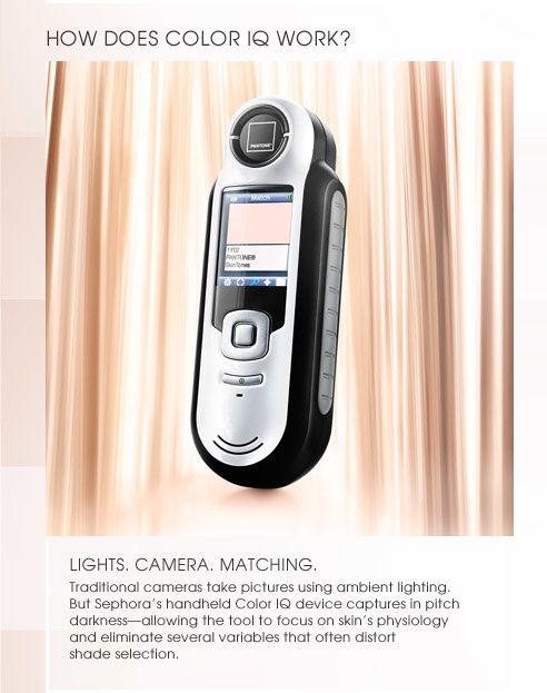 L'appareil qu'on vient poser sur votre visage.