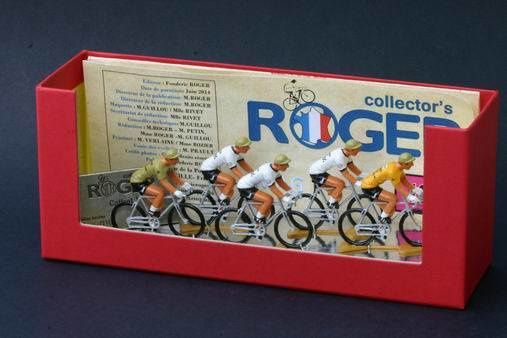 Coffret Roger Collector's N°1 Peugeot Michelin 1977