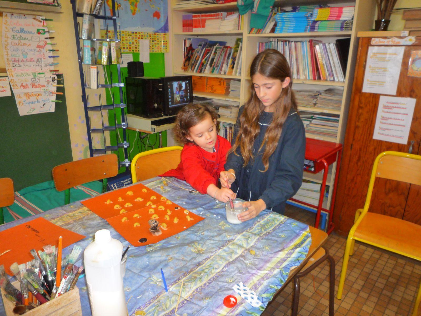 Détourner des objets via les IM : 2è période du projet à St Sylvestre
