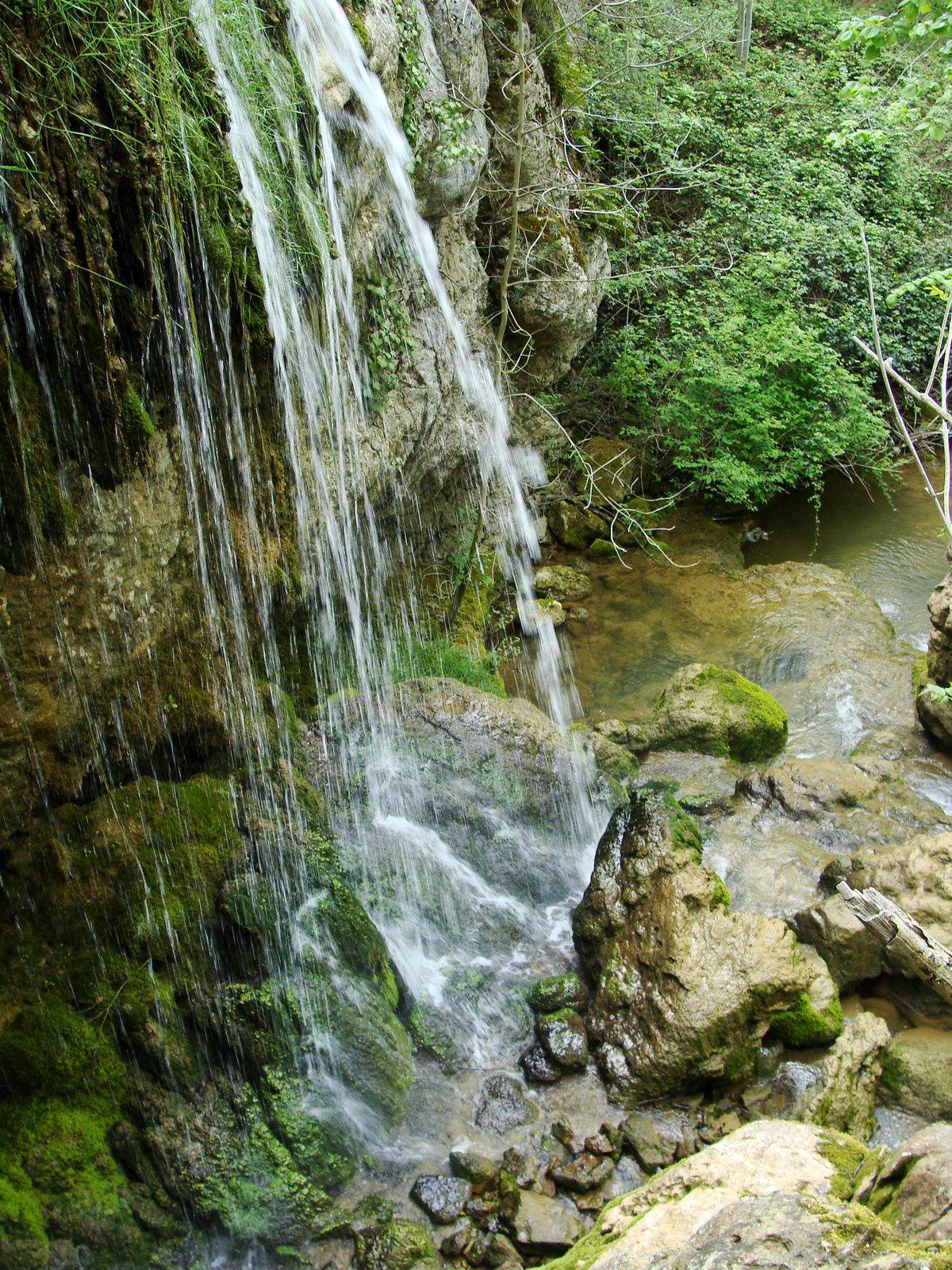 Nébias et ses environs sont le point de départ de randonnées que j'aime bien surtout au printemps quand tout est bien vert . Le labyrinthe en fait partie ainsi qu'un peu plus loin la cascade sur le chemin qui descend vers Brenac .