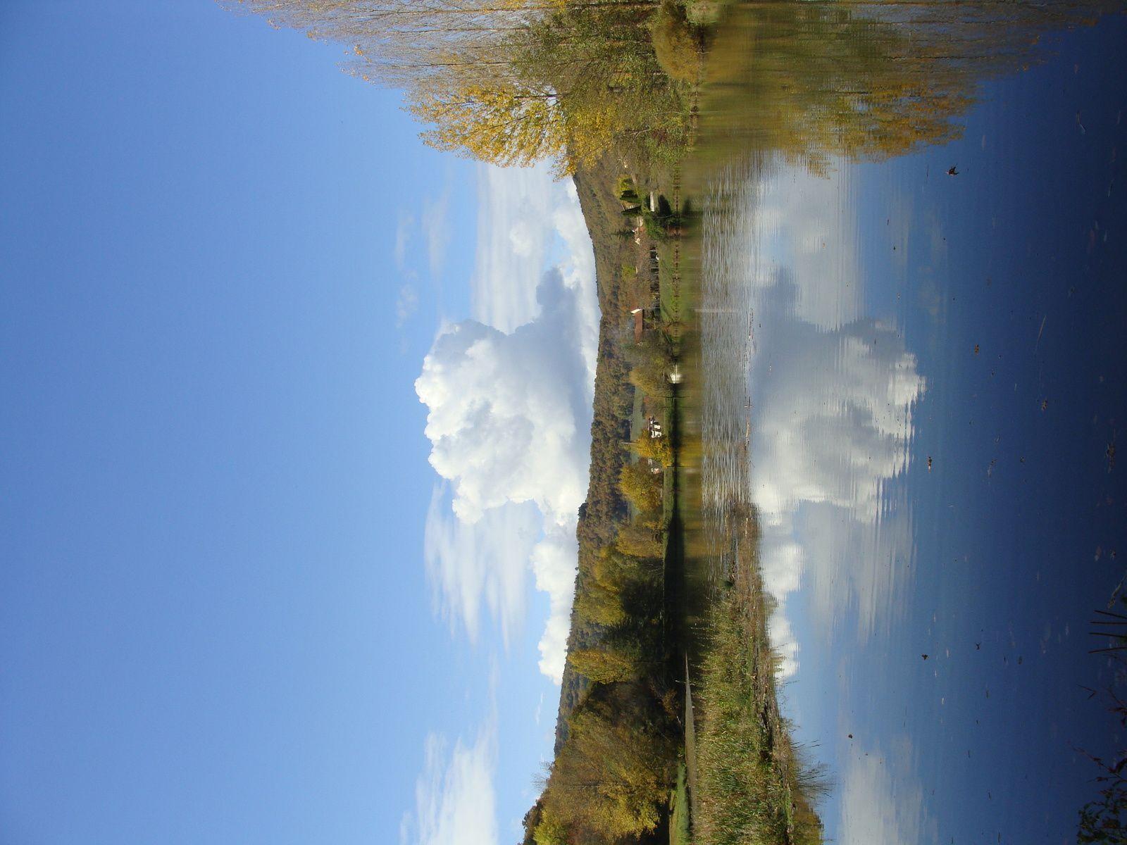 Chalabre : nuages