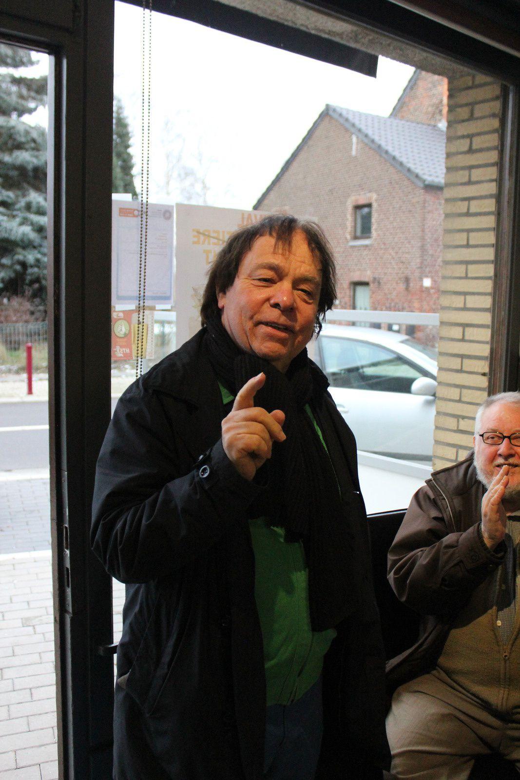 L'anniversaire de François Walthéry, le 17 janvier 2016